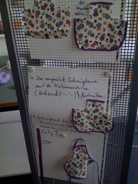 Konrad-Adenauer-Realschule Hamm » Kunst & Textilgestaltung